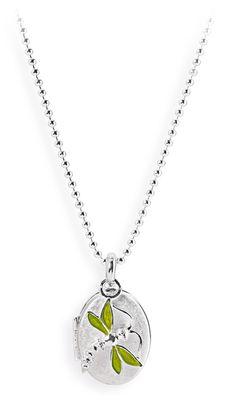 Collection GREEN FROGGY & LIBELLE. Weitere Stücke aus der Kollektion gibt`s zu entdecken unter http://shop.heartbreaker-schmuck.de/ketten/green-froggy-libelle.html