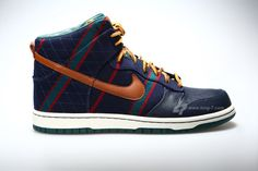Fox Brothers x Nike Dunk Hi Premium SP
