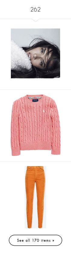 H&M Knit Cotton Sweater $12.99 (56 BRL) ❤ liked on Polyvore ...