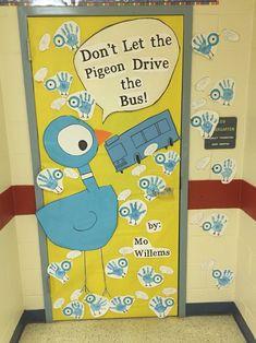 Read Across America favorite book classroom door decoration...my favorite!