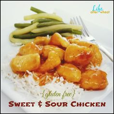 Sweet & Sour Chicken | Life After Wheat gluten free, soy free, dairy free, egg free, and so good you won't miss the takeout!