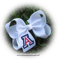 """University of Arizona """"A"""" Bow"""