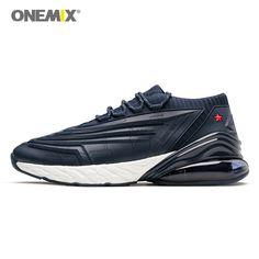 c12d05a3c193 Onemix men s sport running shoes music rhythm men s sneakers breathable