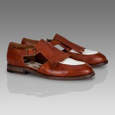 Paul Smith Shoes - Tan BassiSandals