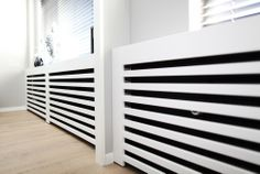 Cv ombouw Diy Radiator Cover, Home Radiators, Wood Creations, Custom Furniture, Decoration, My Room, Room Inspiration, New Homes, Living Room