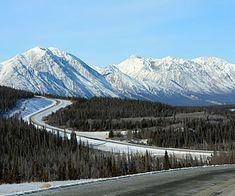 Alaska Highway: Alcan Highway Campgrounds Alaska.com