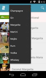 200+ of cocktail recipes for you to choose from. From Mojitos to Martinis and everything in between.