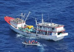 USS Cowpens CG-63 my son Search and Rescue indonesian ship
