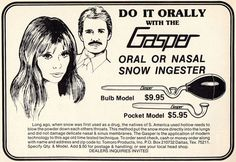 These Shameless Cocaine Ads Prove the '70s Were a Hell of a Time to Be Alive   Adweek