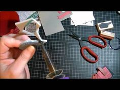 Unmounting Rubber Stamps (Up Close) Using Stamper's Best cling foam