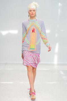 Manish Arora Paris - Collezioni Primavera Estate 2014 - Vogue