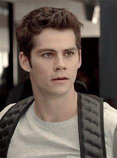 Dylan O'Brien Gif Teen Wolf