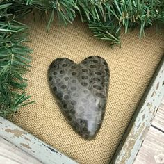 Petoskey Stone gifts in all shapes, sizes and price points at Grandpa Shorter's Gifts. #Petoskey #PetoskeyStone