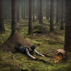 Strange Perspective – Les photographies surréalistes de Erik Johansson | Ufunk.net