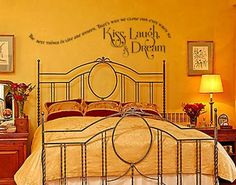 The Best Things In Life Romantic Wall Decals