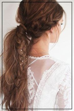 The messy braided pony from my dreams… #GorgeousHair
