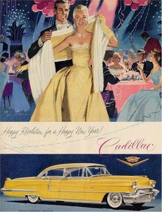 Have a Cadillac New Year!