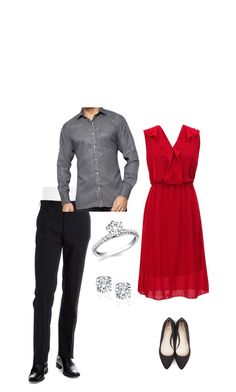 Couples African Outfits, Beyond Skin, Engagement Session, What To Wear, Streetwear Brands, Chelsea, Luxury Fashion, Michael Kors, Polyvore
