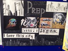 Prep sheet Art School, Art Projects, Prepping, This Or That Questions, Drawings, Persona, Certificate, 2d, Painting