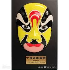 chinese opera masks - Recherche Google