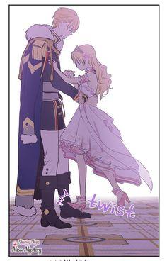 """Suddenly became a princess one day - """"oops i step on ur foot papa"""" athy Anime Couples Manga, Cute Anime Couples, Anime Princess, My Princess, Sad Art, Manhwa Manga, Anime Love, Manga Art, Webtoon"""