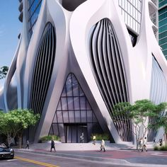 As the art and design communities gear up to descend on Miami next week, we've recapped the deluge of skyscrapers.