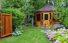1000 images about kiosque de jardin on pinterest gazebo. Black Bedroom Furniture Sets. Home Design Ideas