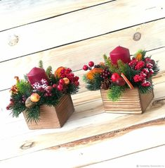Christmas Garden, Wood Christmas Tree, Christmas Flowers, Christmas Ornament Crafts, Very Merry Christmas, Christmas Colors, Christmas Projects, Christmas Wreaths, Christmas Crafts