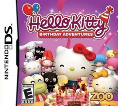 Nintendo ds game - #hello #kitty: birthday adventures (us) #(boxed),  View more on the LINK: http://www.zeppy.io/product/gb/2/122167947818/
