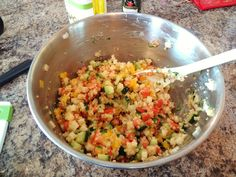 Fresh Cilantro-Lime Quinoa Salad - The Fit Cookie