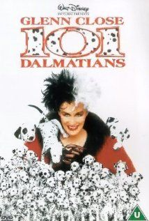 November 27, 1996  Disney's live-action 101 Dalmatians, starring Glenn Close as the villainous Cruella de Vil and Jeff Daniels as Roger, the owner of the 101 dalmatians, is generally released. Unlike the 1961 animated version, Pongo, Perdita, and the 99 Puppies are all played by real-life dalmatian actors and none of the animals speak. The film breaks the record for the biggest Thanksgiving Eve opening ever!