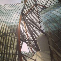 Frank Gehry fondation louis vuitton Paris