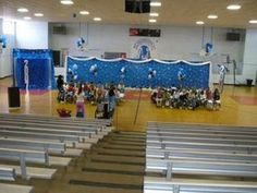Picture of PVC Stage Backdrop or Room Divider
