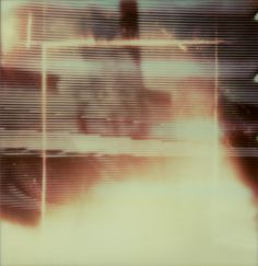 Lucas Orozco  9:50/20:20  Color Film for SX-70, SX-70.