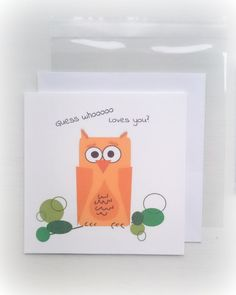Owl, Fox, Bear, Squirrel Love Cards - Greeting Cards - Birthday Cards - Valentine Cards - Geometric Drawing - Digital Art - pinned by pin4etsy.com