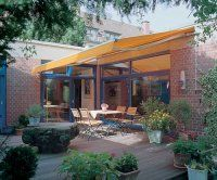 People nowadays have simply used the term patio awnings to describe all domestic external sun shade solutions.
