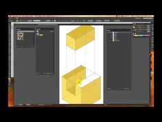 Introduction to: Rhinoceros 3D to Illustrator by Sam Daley - YouTube