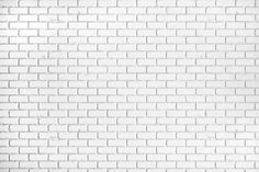 white brick wall texture background close up