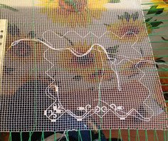 Needle Lace, Tenerife, Irish Crochet, Sewing Projects, Tulle, Weaving, Lace Patterns, Japanese Embroidery, Lace