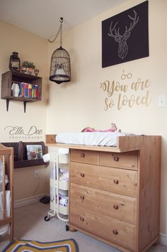 Morgan's Harry Potter Nursery ~ ©Elle Dee Photography, 2017