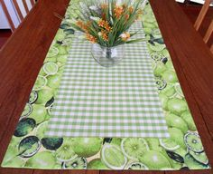 Table Runner And Placemats, Table Runner Pattern, Quilted Table Runners, Crochet Quilt, Crochet Tablecloth, House Quilts, Barn Quilts, Blue Jean Quilts, Sewing Magazines
