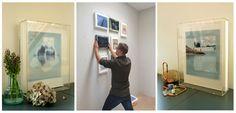 Een nieuwe wall met werk van Thomas Elshuis We Like Art - betaalbaar werk van toonaangevende kunstenaars