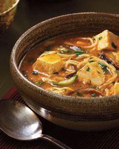 Spicy Tofu Hotpot Re