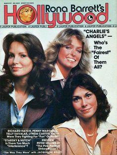 Farrah Fawcett covers Hollywood Magazine ( US) march 1977 Old Magazines, Vintage Magazines, Tv Guide Listings, Richard Hatch, Hollywood Magazine, Penny Marshall, Kate Jackson, Celebrity Magazines, Movie Magazine