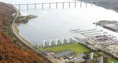 henning larsen architects: the wave in vejle | designboom