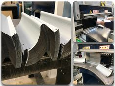 Sheet metal components can be manufactured to suit your custom designs. Either CNC punching or laser cutting is employed to produce precision blanks. These blanks are then folding using CNC press brakes. Cnc Press Brake, Sheet Metal Work, Sheet Metal Fabrication, Cad Cam, Laser Cutting Machine, Bending, Metal Working, Custom Design, Suit