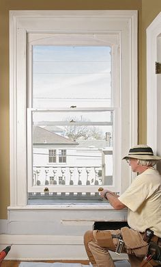 New Life for Old Double-Hung Windows