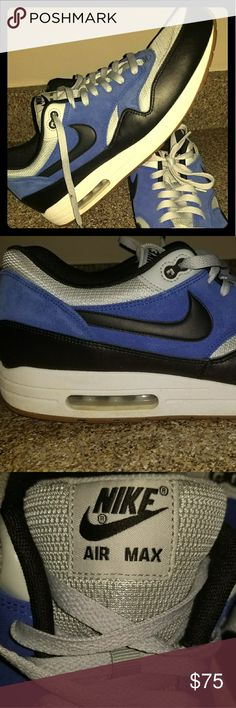 info for c7d4a 6b73c Men s Nike Air Max 1 Essentials size 15