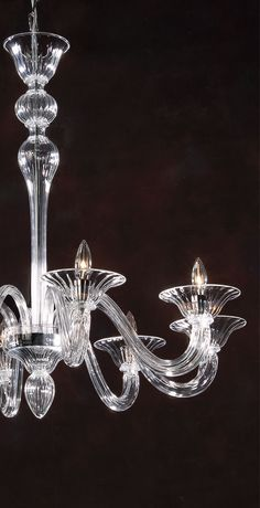 clear lighting ideas chandelier Venetian and Art glass chandeliers Archives - Inviting Home Entry Lighting, Chandelier Lighting, Lighting Ideas, Chandeliers, Blown Glass Chandelier, Venetian Glass, Murano Glass, Mirror With Lights, Hanging Lights