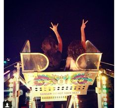 yasssss next year me and alexis need to do this on the ferris wheel and merry-go-round  -Mackenzie H.